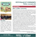 Bulletin municipal n°16 - Edition juin 2015