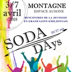 Soda Days Avril 2018